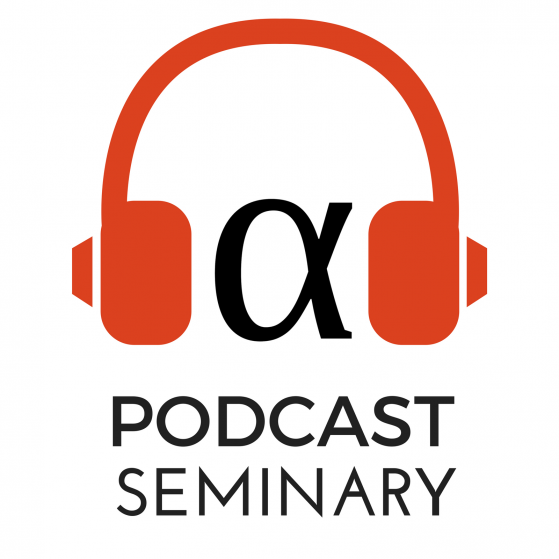 Podcast Seminary Logo